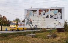 Magyarellenes óriásplakátok miatt indult eljárás Kárpátalján