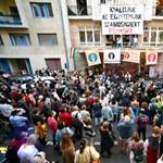 Tüntetés az oktatásért - újra demonstrációt szerveznek az SZFE elé
