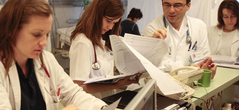 Orvosbéremelés: eltökélt rezidensek, kétkedő igazgatók