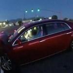 Egy 4 és 9 éves kislány autóba ült, és elindult a kaliforniai tengerpartra