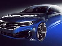 Hivatalos: számos fejlesztéssel támad az új VW Passat