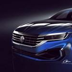 Az amerikaiaknak már megmutatták a frissített Volkswagen Passatot