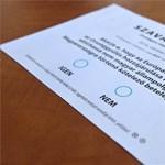 Eddig a külhoni levélszavazók egyötöde szavazott