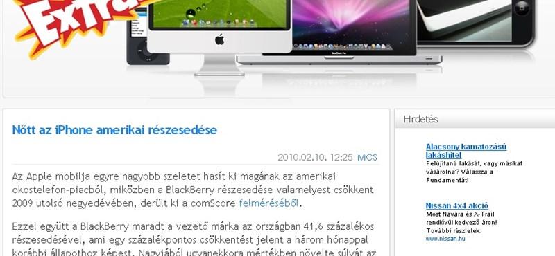 Budapesten járt az Apple egyik alapítója