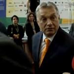 Videón Orbán reakciója Gyurcsány vádjaira