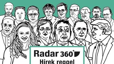 Radar360: Nagyobb bajtól tart az orvosi kamara, adótámogatást kaphat a vírusteszt