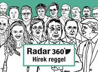 """Radar 360: Orbán a Trump-botrányban és a """"beteg dologról"""""""