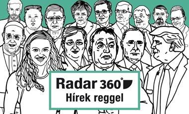 Radar360: Forrósodik a helyzet Fehéroroszországban