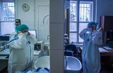 Koronavírus: 6494 új fertőzött, sosem volt még ennyi beteg egyszerre kórházban