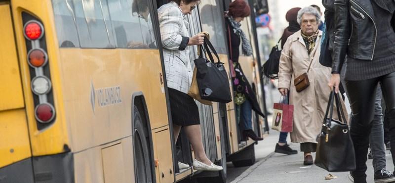 Sűrűbben járnak május közepétől a buszok az agglomerációból Budára