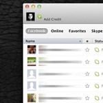 Facebook integráció lesz az új OS X-es Skype-ban
