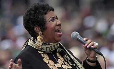 Félelmetesen aktuális a fiókból előkerült Aretha Franklin-dal