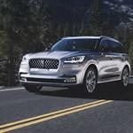 Luxus amerikai SUV: Magyarországra jön az új Lincoln Aviator