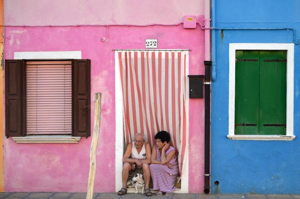 afp. Velence színei 2014.08.25. Velence, Olaszország