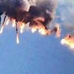 Megtalálták a katapultált orosz pilótát