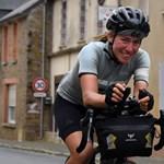 Először nyerte meg nő az egyik legkeményebb kerékpáros versenyt