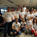 Az RTL Híradó is kiállt a Népszabadság mellett, fotót küldtek