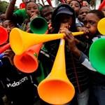Egy német találmány megszűri a vuvuzelák hangját
