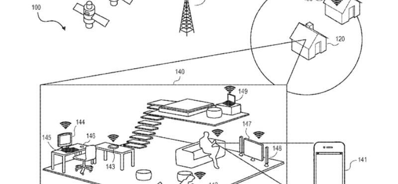 Újabb, izgalmas Apple-szabadalom: még okosabb lesz a telefon
