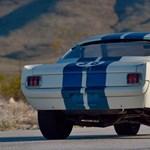 Íme a világ legdrágább Ford Mustangja
