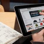 2011-ben a táblagép tulajdonosok költöttek a legtöbbet az interneten!