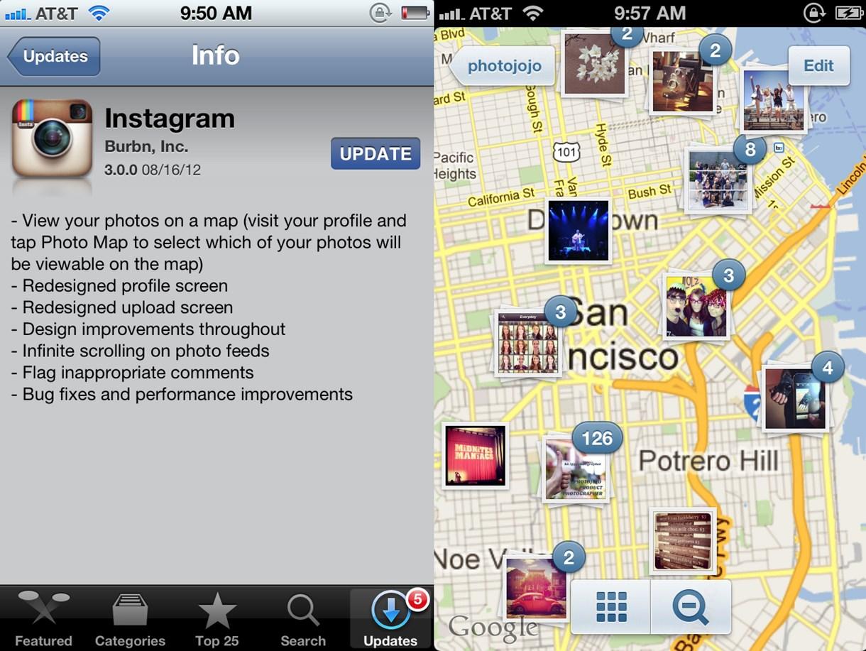 Az összes fotóját elhelyezte az új instagram térképen? Rosszul tette.
