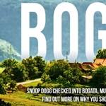 Snoop Doggra építi turizmusát Marosbogát