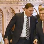 Matolcsy: Olyan sikeres az MNB, mint a világháborúk utáni újjáépítésben