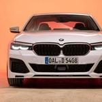 408 lóerős dízel sportkombiként is elérhető a legfrissebb 5-ös BMW