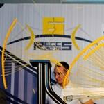 Közel fél tonnát bírt el az idei győztes tésztahíd az egyetemek versenyén - Videó