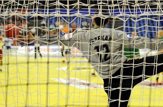 2012. augusztus 22. - A londoni olimpia magyar-horvát mérkőzésén