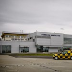 Meglepő helyen bukkant fel itthon egy Ryanair-gép - fotó
