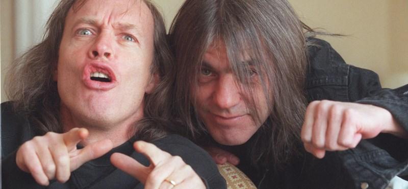 Villámcsapás: Meghalt az AC/DC alapítója