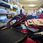 Iskolatáskát 500, íróasztalt 3 ezer forintért - sokaknak segítség lehet az újranyílt fenntartható tanszervásár