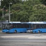 Rosszul lett, majd meghalt egy buszsofőr az Örs vezér terén