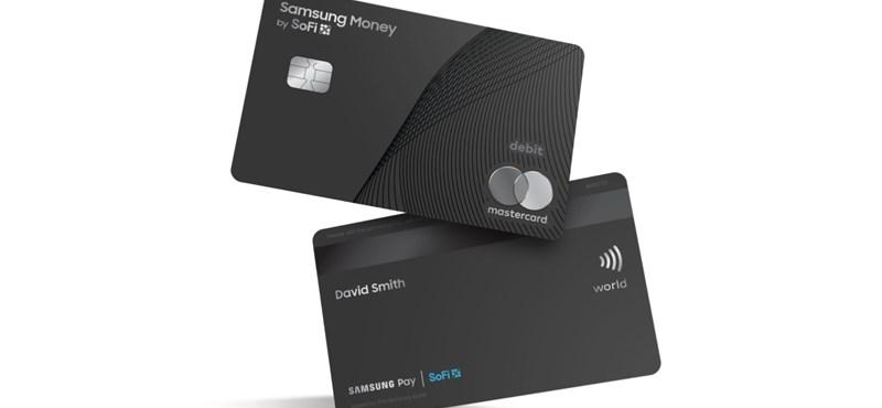Igazi bankkártyát ad ki a Samsung – újabb részletekre derült fény
