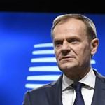 Ilyen, amikor súlyos gondok gyötrik az EU vezetőjét