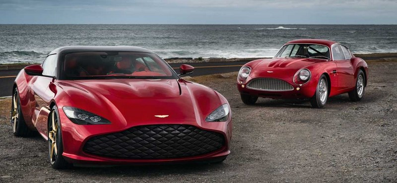Potom 2,3 milliárd forintért párosával árulják ezeket az új Aston Martinokat