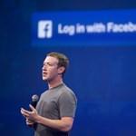 Tovább zuhan, már 28 ezer milliárd forintot vesztett értékéből a Facebook