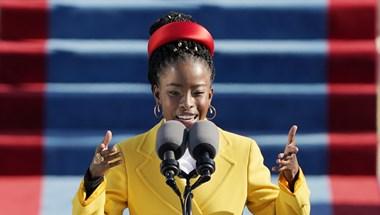 Elnök szeretne lenni az ifjú amerikai sztárköltő