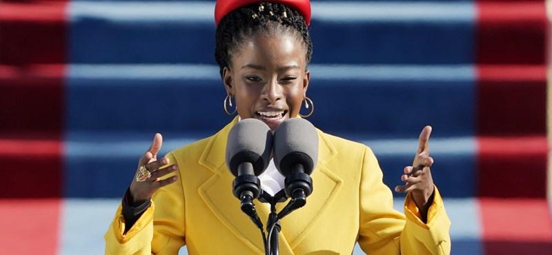 Visszalépett Amanda Gorman verseinek holland fordítója, akiből hiányolták, hogy nem nő és nem fekete
