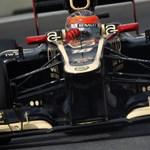 """Nem rúgja ki a """"dilinyós"""" Grosjeant a Lotus, Räikkönen is marad"""