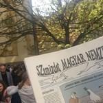Szamizdattal búcsúzik a Magyar Nemzet, nem kapkodtak érte a nyomdák