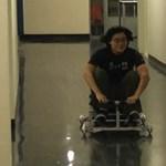Különleges járgánnyal rukkolt elő egy amerikai egyetemista
