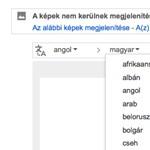 Gmail levelek fordítása, egy kattintással