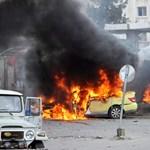 Autóba rejtett bomba robbant egy iraki esküvőn