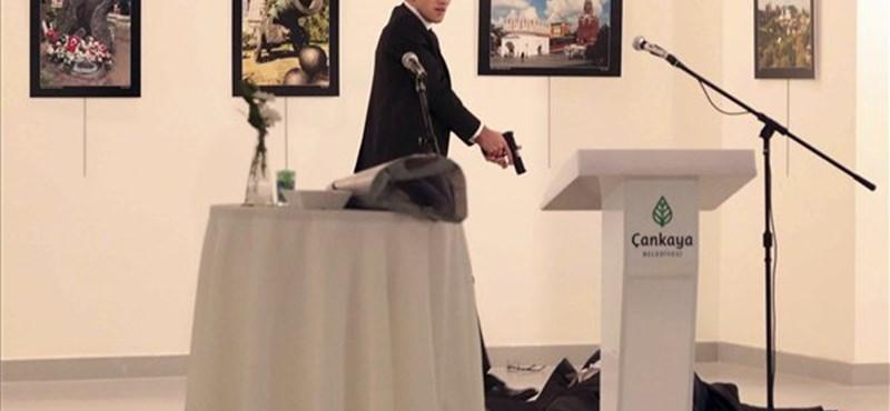 Lelőtték Oroszország törökországi nagykövetét