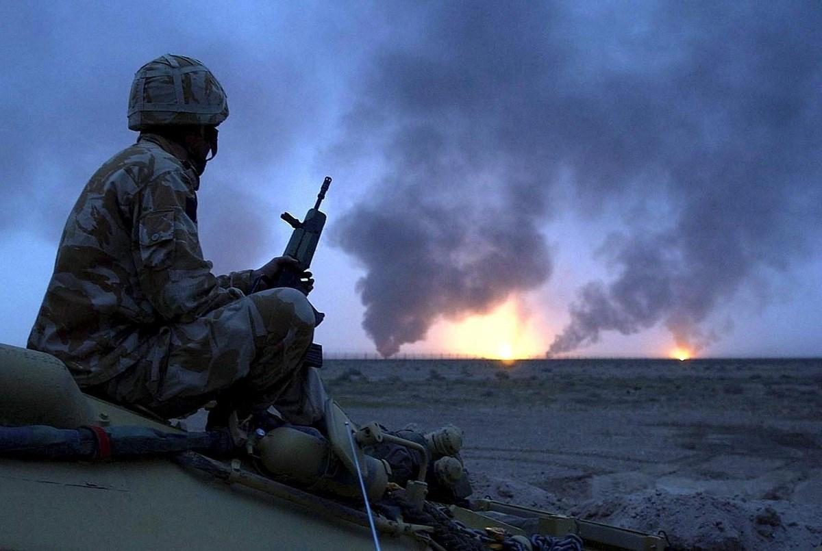 Nem lett második Vietnam: Irak tíz éve - Nagyítás-fotógaléria