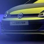A valaha készült leggyorsabb Golf GTI-vel készül a Volkswagen