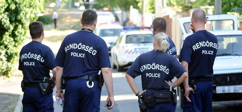 Elképesztően visszaesett a bűnözés, ragyogóan teljesít a rendőrség